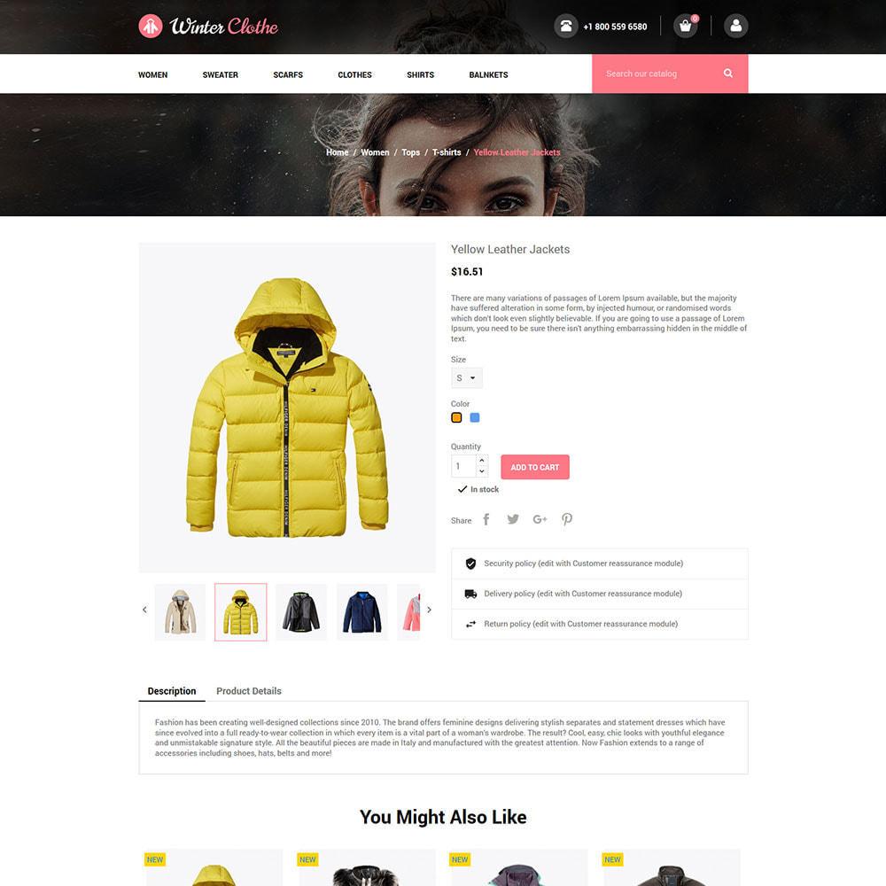 theme - Moda & Calzature - Winter Cloth - Fashion Jacket Store - 6
