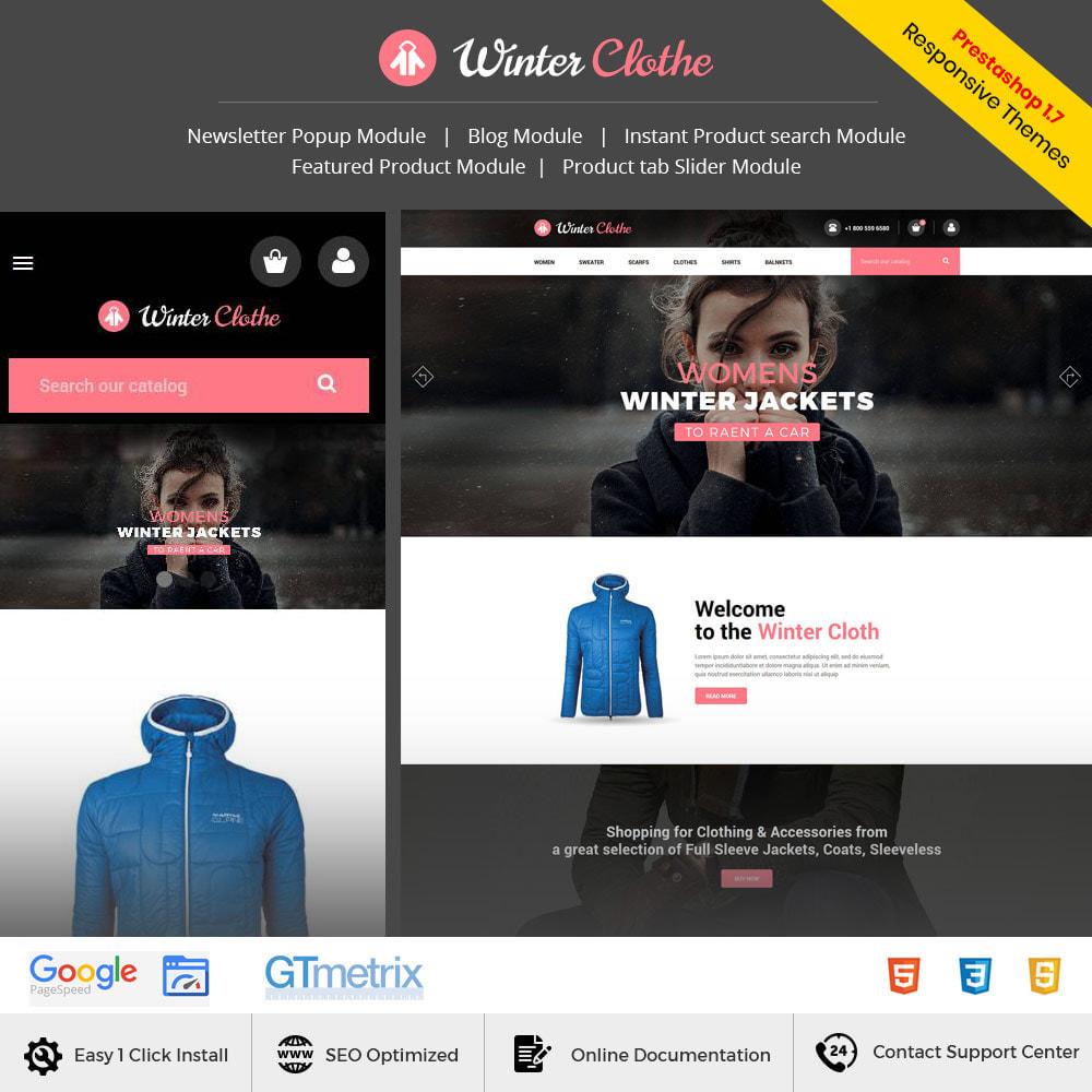 theme - Moda & Calzature - Winter Cloth - Fashion Jacket Store - 7