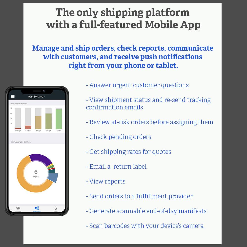 module - Tracciamento Spedizione - ShipStation - Shipping Module for Ecommerce Fulfillment - 4