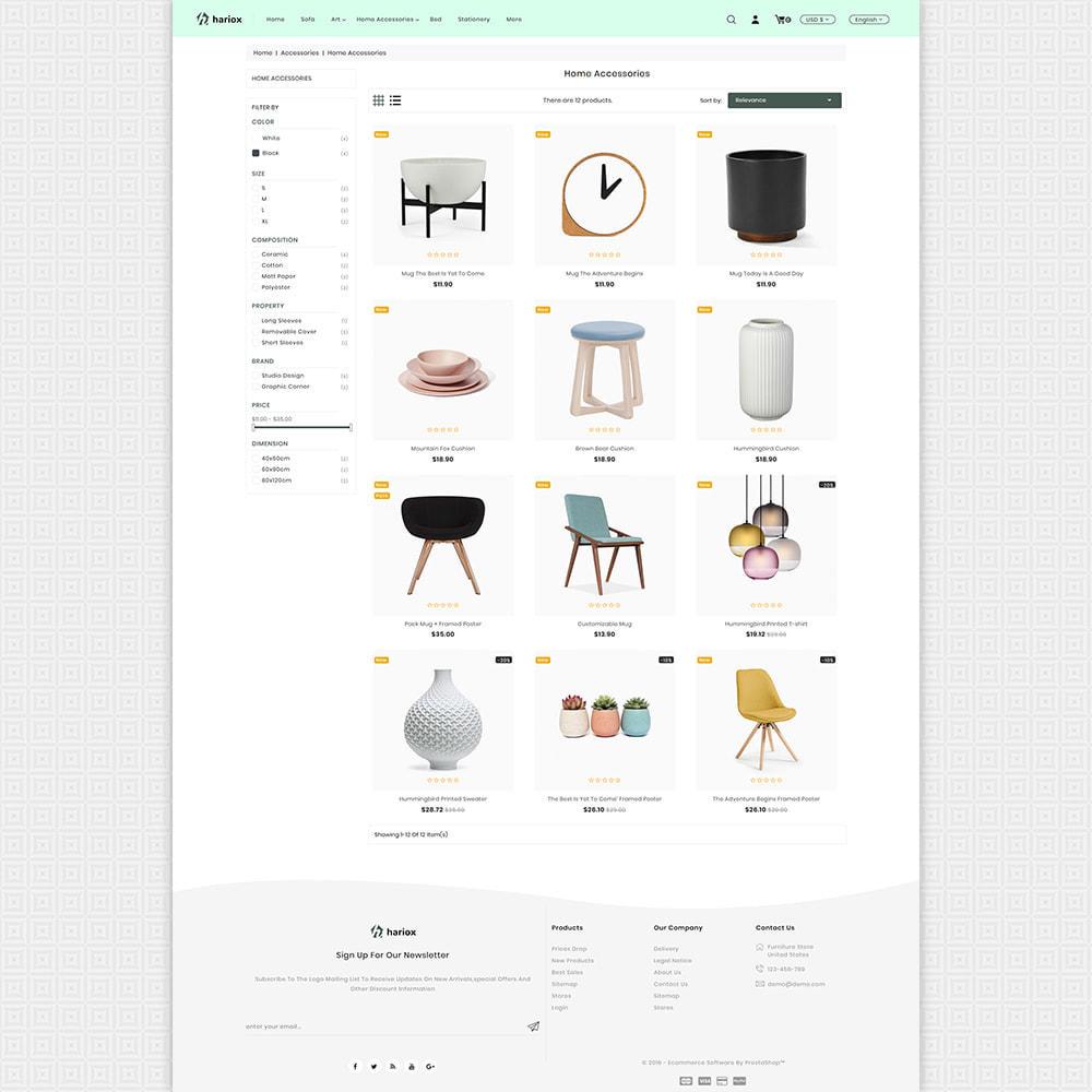 theme - Maison & Jardin - Hariox - The Best Furniture Store - 3