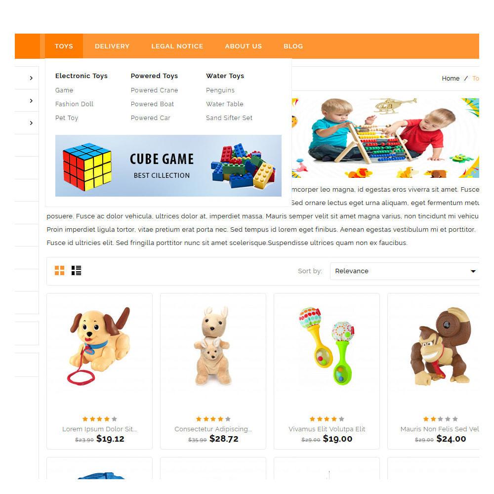theme - Enfants & Jouets - GrandToy Kids &Toys Store - 8