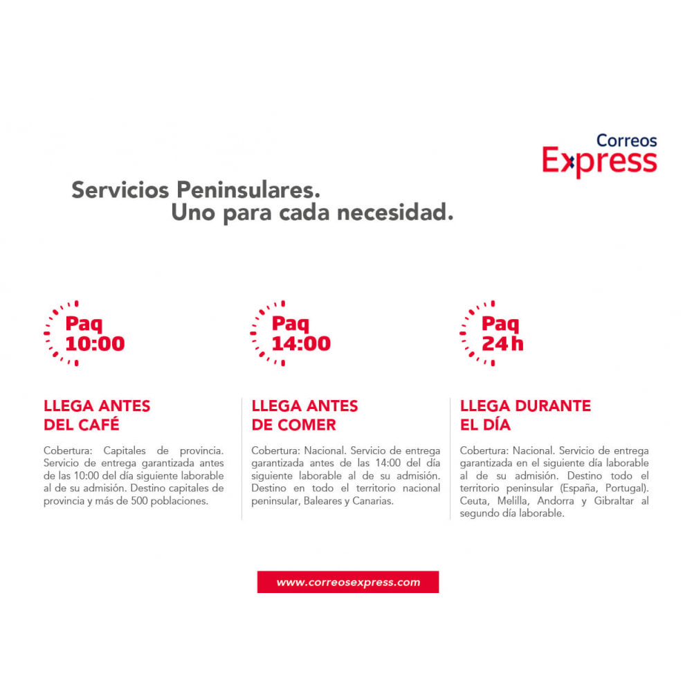 module - Fecha de entrega - Correos Express- Paquetería Urgente para tu Ecommerce. - 5