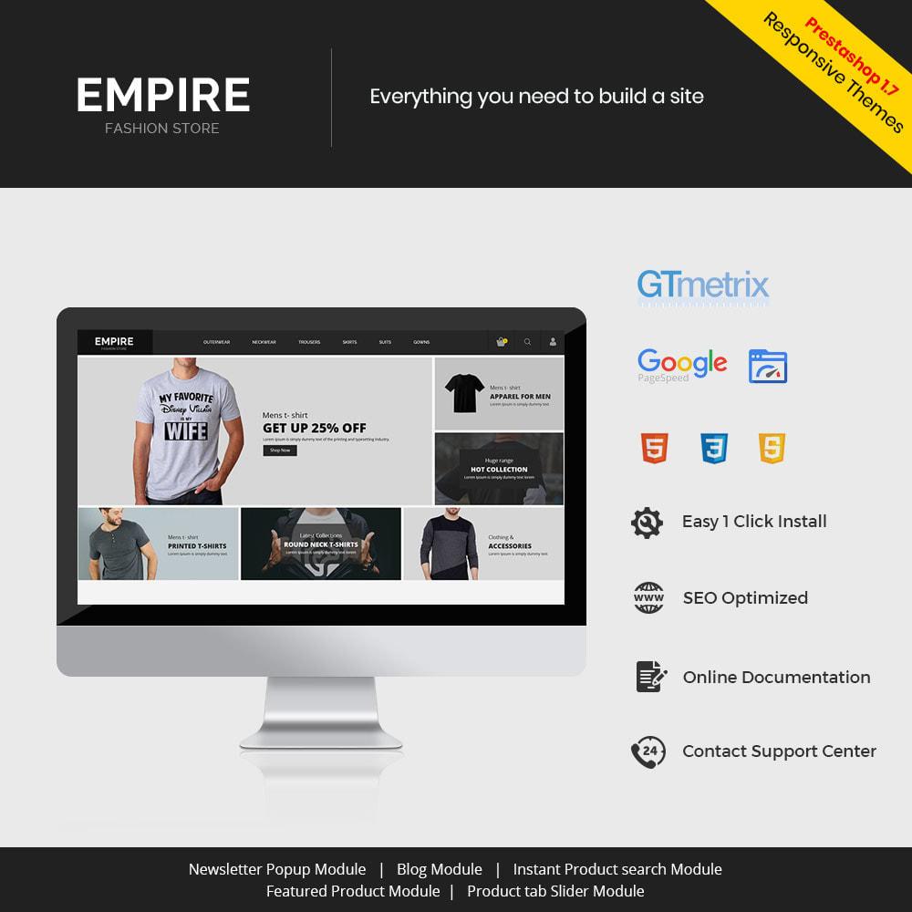 theme - Moda & Obuwie - Black Fashion - Dark Women tshirt Store - 2