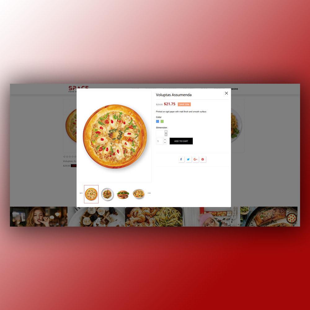 theme - Eten & Restaurant - Space - Food Restaurant - 9