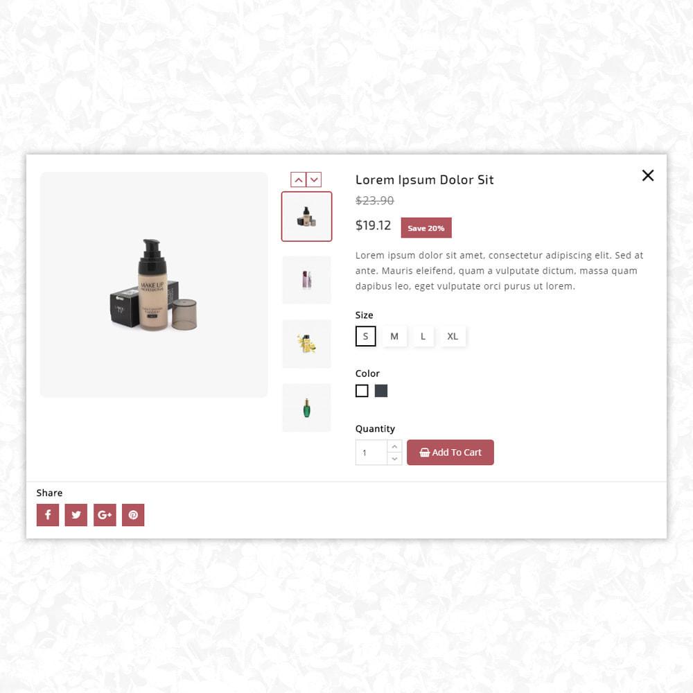 theme - Health & Beauty - Buety adn Cosmetics shop - 6