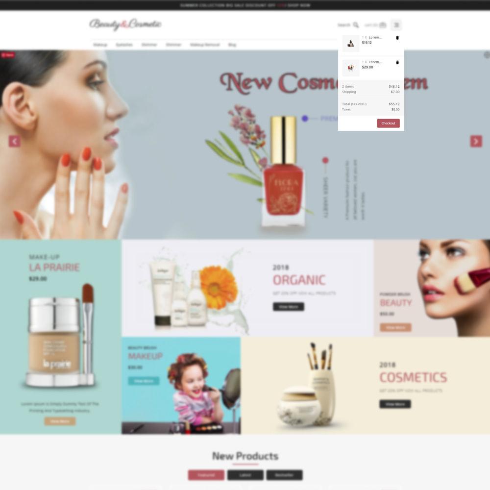 theme - Health & Beauty - Buety adn Cosmetics shop - 7