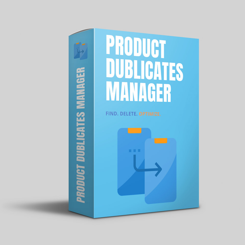 module - Edition rapide & Edition de masse - Product Duplicates Manager - 1