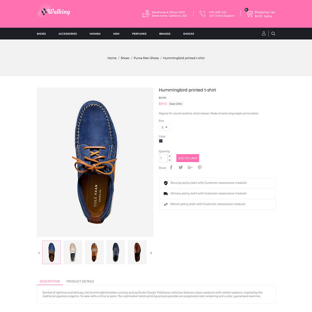 theme - Mode & Chaussures - Chaussures Slipper - Magasin de chaussures - 6