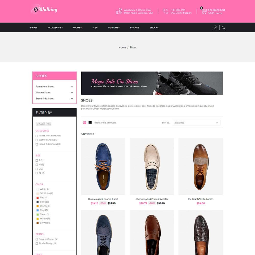 theme - Mode & Schuhe - Schuhe Slipper - Schuhe Modegeschäft - 4