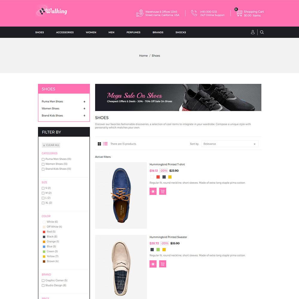 theme - Moda & Calçados - Shoes Slipper - Loja de Calçados de Moda - 5