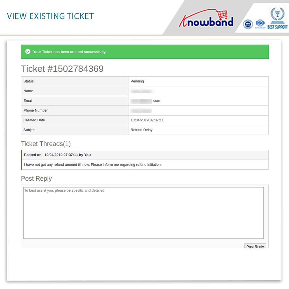 module - Klantenservice - Knowband - Order Return Manager(Return Slip & Barcode) - 7