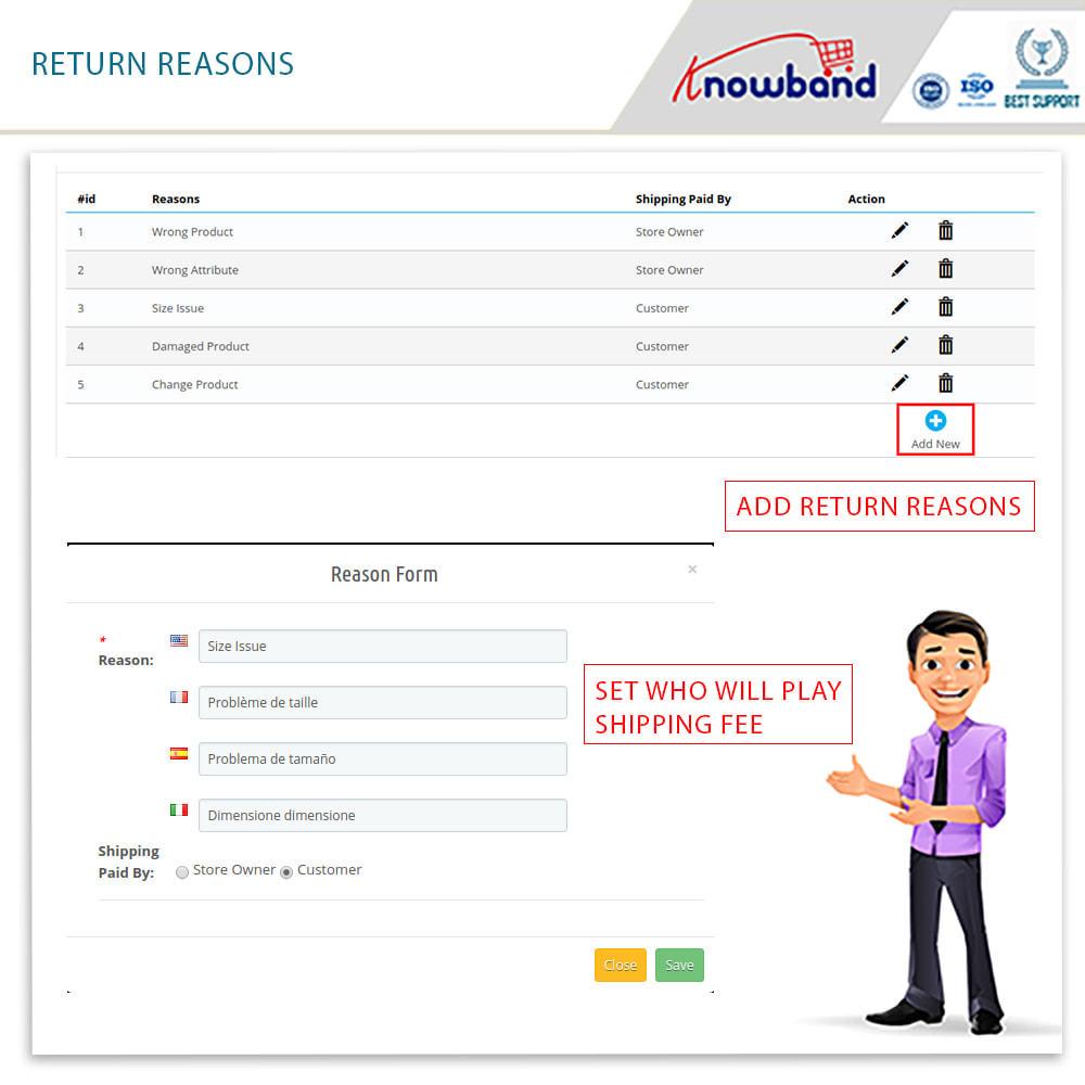 module - Klantenservice - Knowband - Order Return Manager(Return Slip & Barcode) - 13