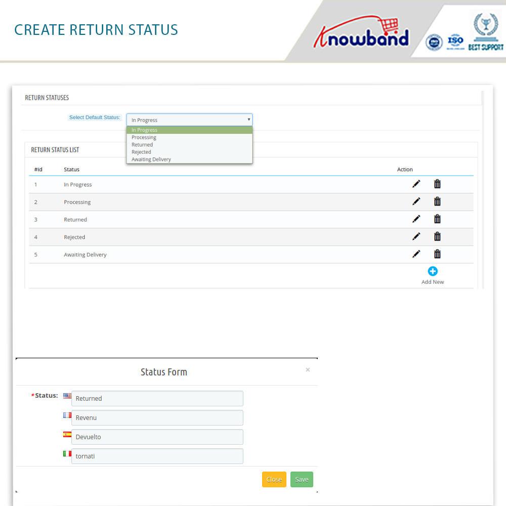 module - Klantenservice - Knowband - Order Return Manager(Return Slip & Barcode) - 14
