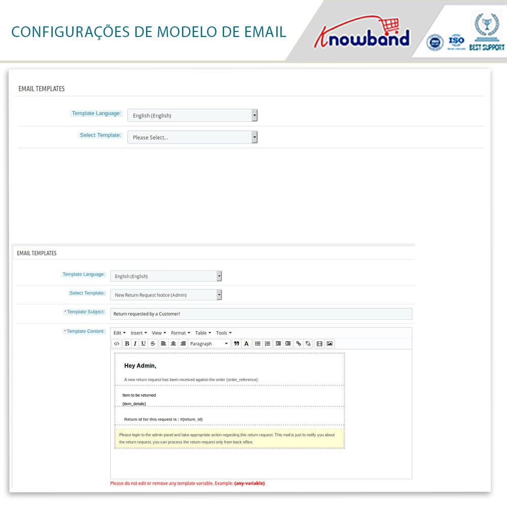 module - SAC - Knowband - Gerenciador de Devoluções - 16