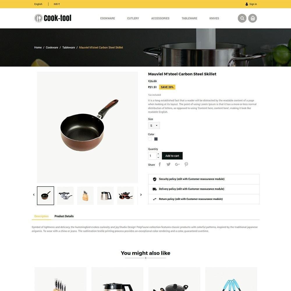 theme - Dom & Ogród - Narzędzie do gotowania - sklep Kitchen Art Decor - 6