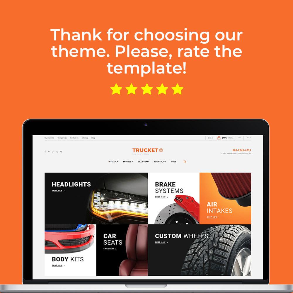 theme - Авто и Мото - Trucket - Spare Parts Store - 2
