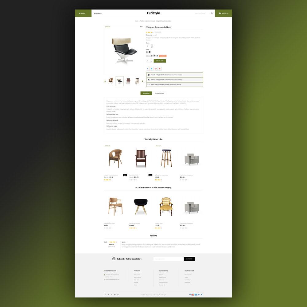theme - Casa & Giardino - Furistyle - Furniture Store - 6
