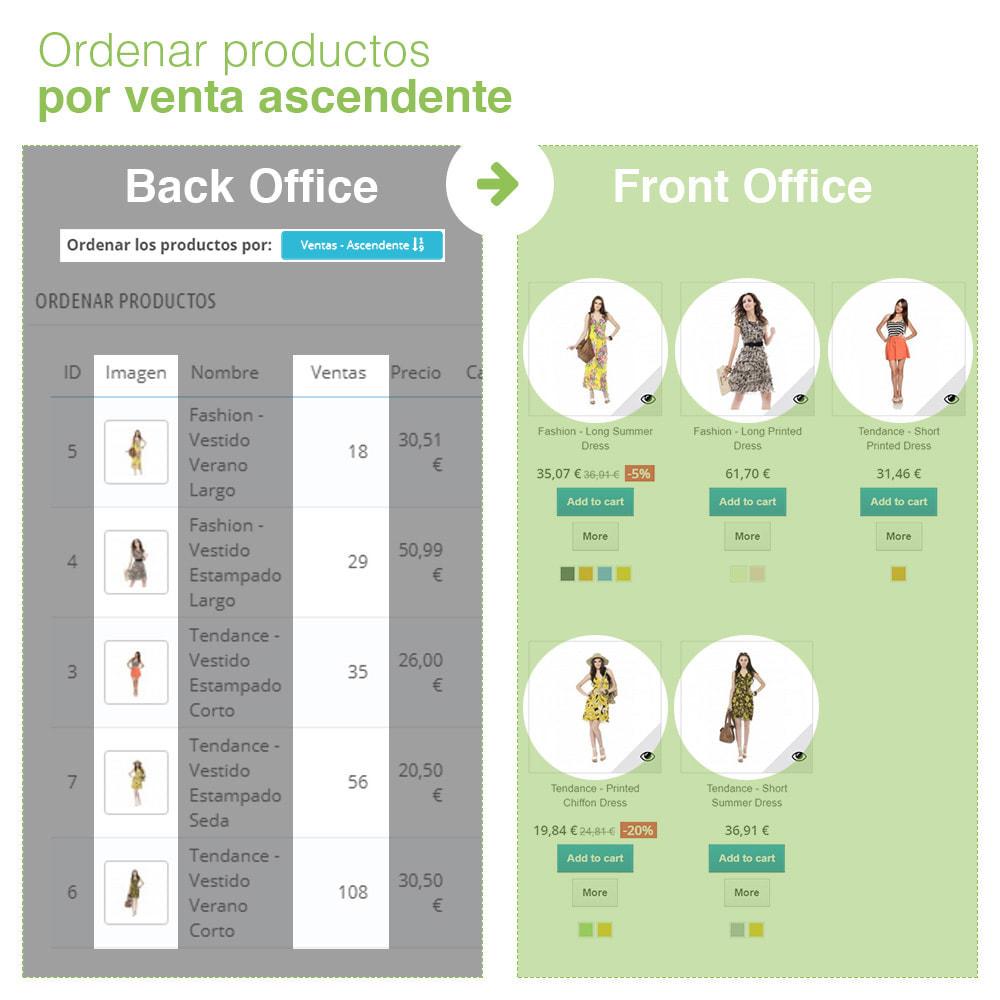 module - Edición Rápida y Masiva - Ordenar Productos por Categoría - Orden Visualización - 15