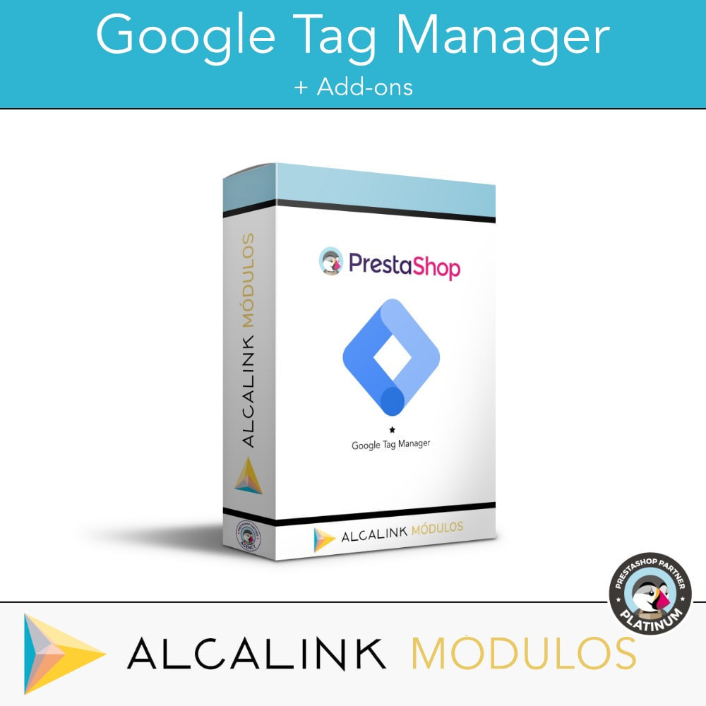 module - Статистика и анализ - Google Tag Manager + Add-ons. User activity. - 1