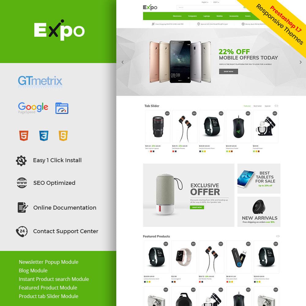 theme - Electrónica e High Tech - Móvil - Tienda electrónica de teléfonos inteligentes - 2