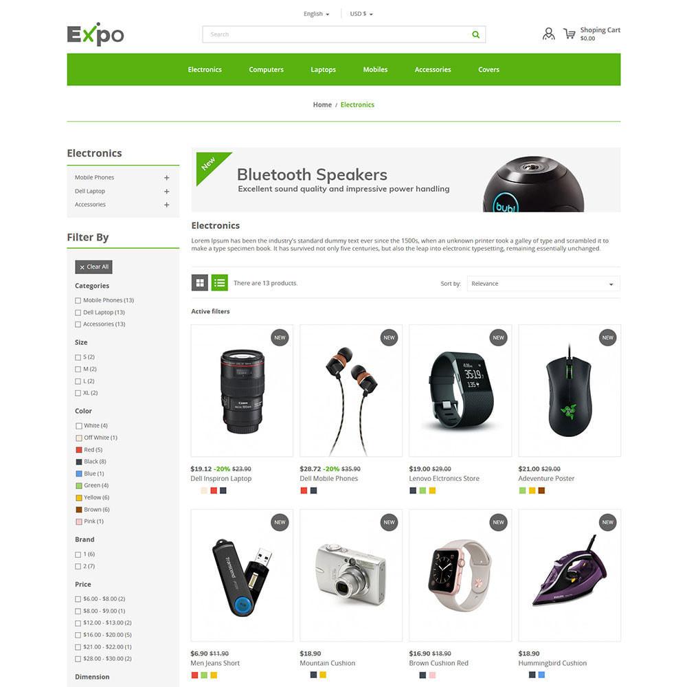 theme - Electrónica e High Tech - Móvil - Tienda electrónica de teléfonos inteligentes - 4