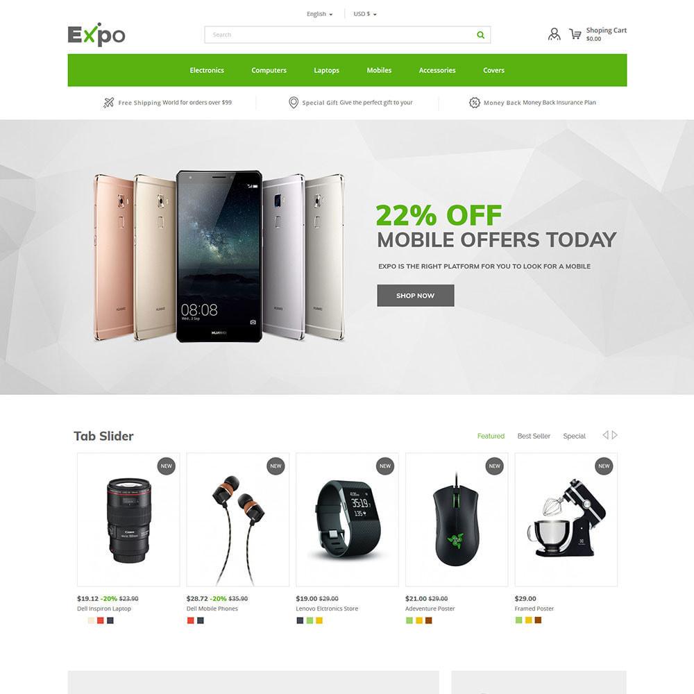theme - Elektronik & High Tech - Mobile - Electronics Digital Smartphone Store - 3
