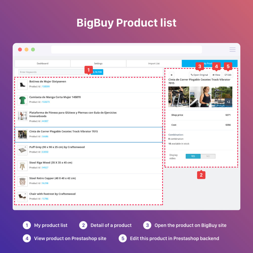 module - Dropshipping - BigBuy Dropshipping PRO - 7