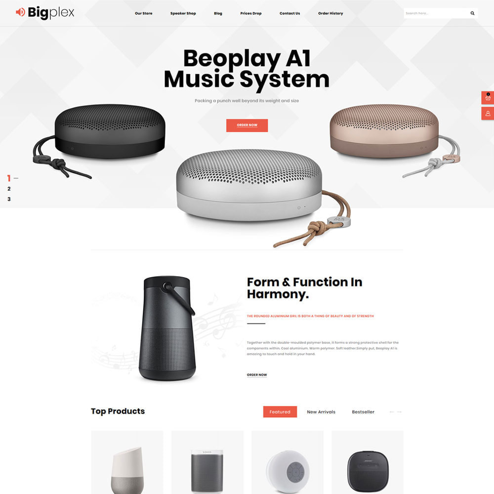 theme - Elektronica & High Tech - Bigplex Electronics Store - 3