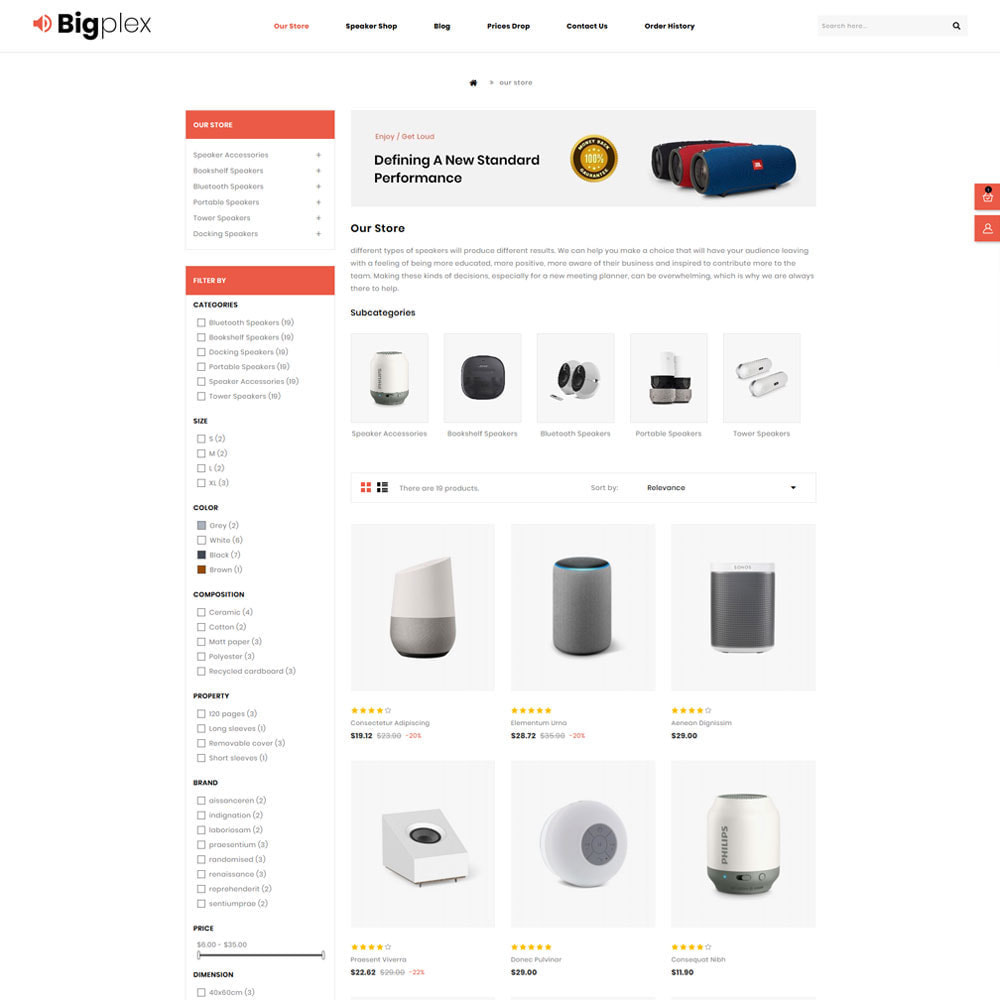 theme - Elektronica & High Tech - Bigplex Electronics Store - 4