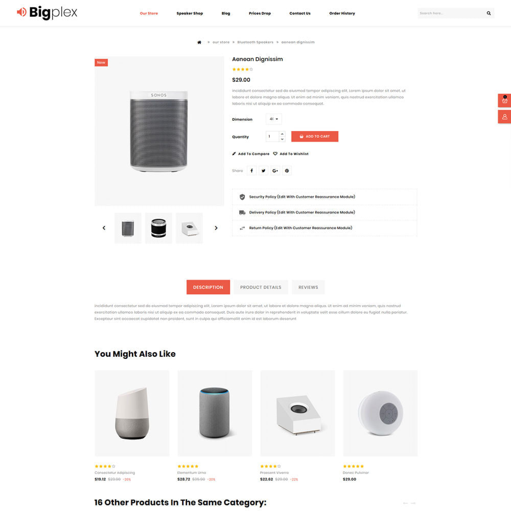 theme - Elektronica & High Tech - Bigplex Electronics Store - 6