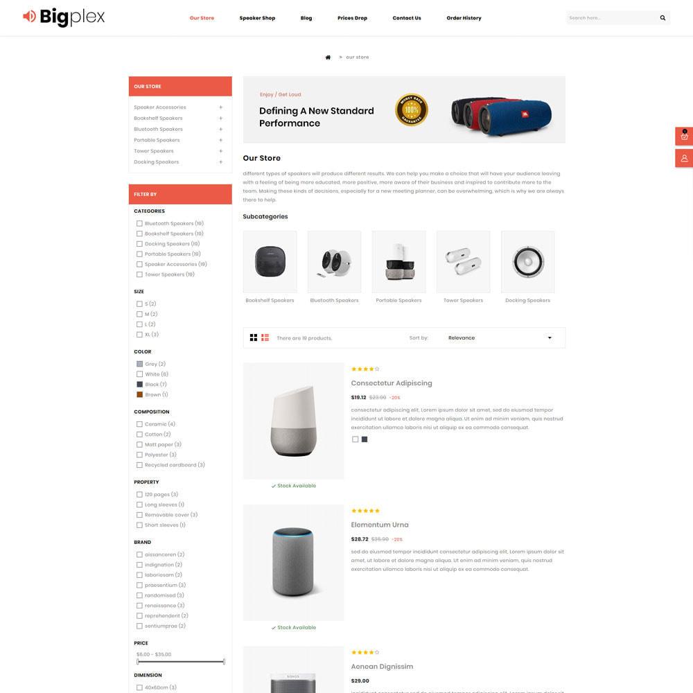 theme - Electronique & High Tech - Bigplex magasin d'électronique - 6
