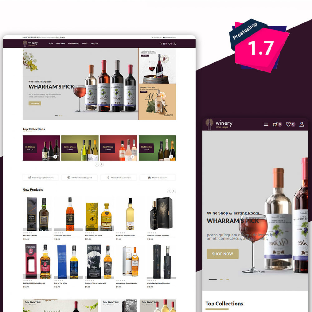 theme - Drink & Tobacco - Wine - The Wine, Bear Store - 2