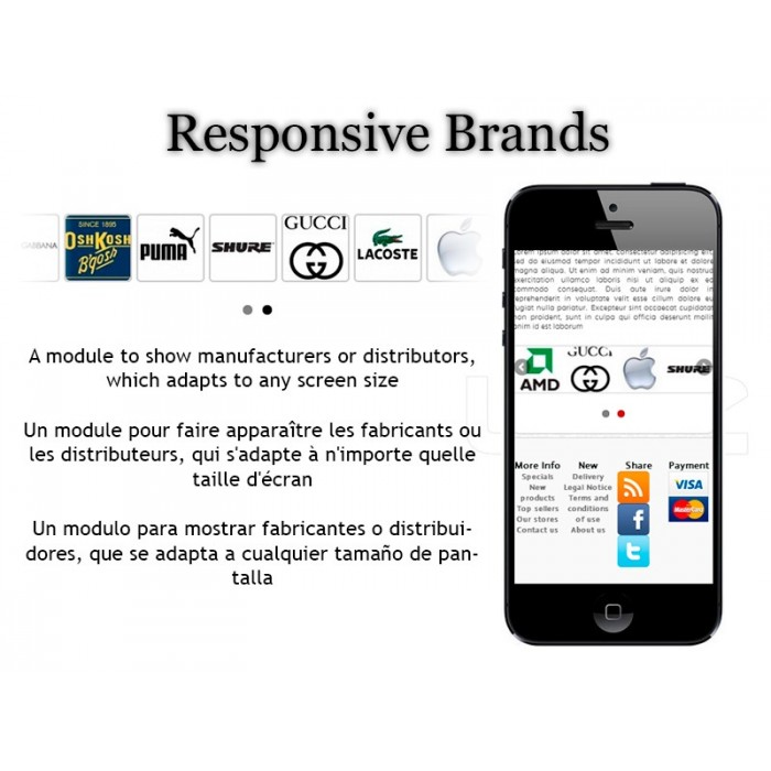 module - Marki & Producenci - Responsive Brands / Suppliers - 1