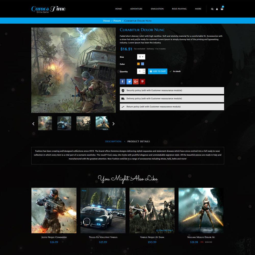 theme - Спорт и Путешествия - Gamestime Game Store - 6