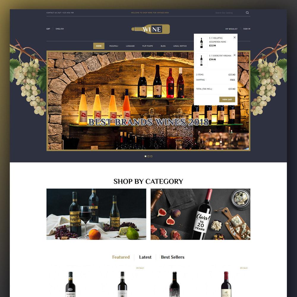 theme - Drink & Tobacco - Online Wine Store - 3