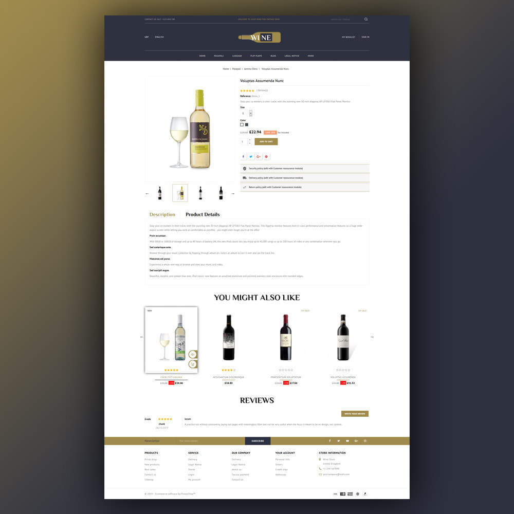 theme - Drink & Tobacco - Online Wine Store - 6