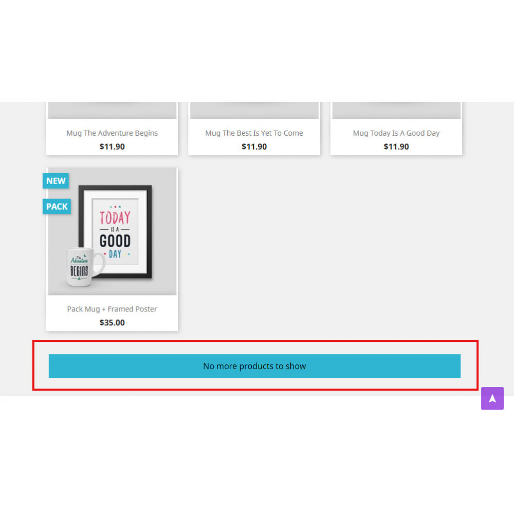 module - Outils de navigation - Auto Pagination | Infinite Scroll | Auto Load Products - 3