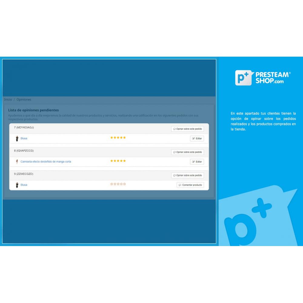 module - Comentarios de clientes - iFeedback - Valoraciónes avanzadas - 8