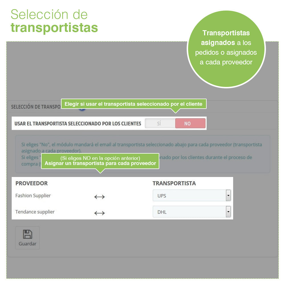 module - Dropshipping - Dropshipping – Emails a Proveedores y Transportistas - 7