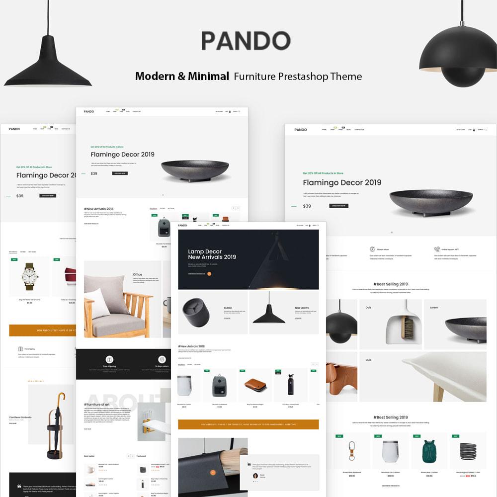 theme - Home & Garden - Ap Pando - 1