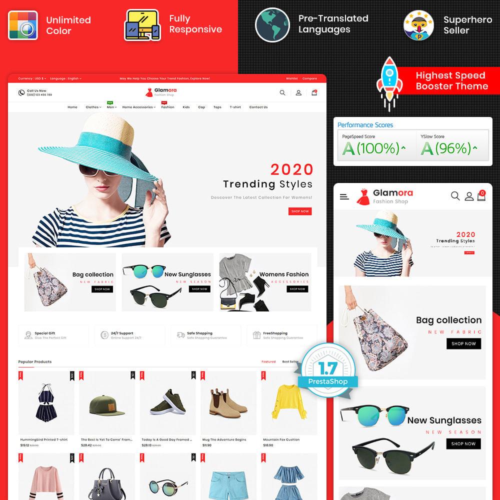 theme - Мода и обувь - Glamora - The Best Fashion Store - 1