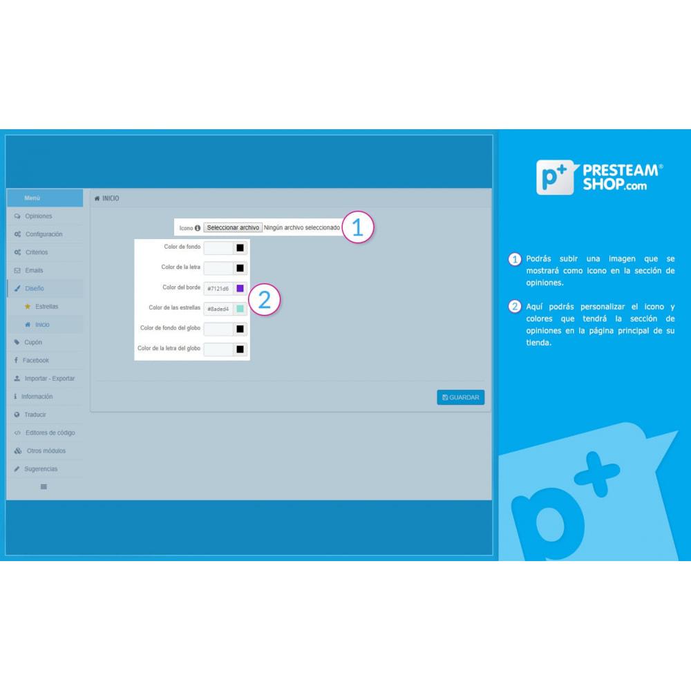 module - Comentarios de clientes - iFeedback - Valoraciónes avanzadas - 26