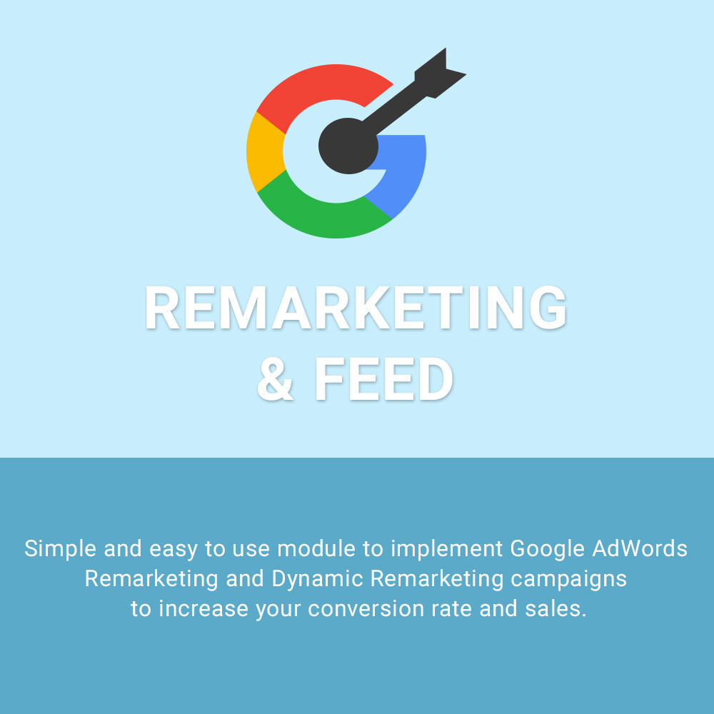 module - Remarketing & Compras abandonados - Google Dynamic Remarketing Tags - 1