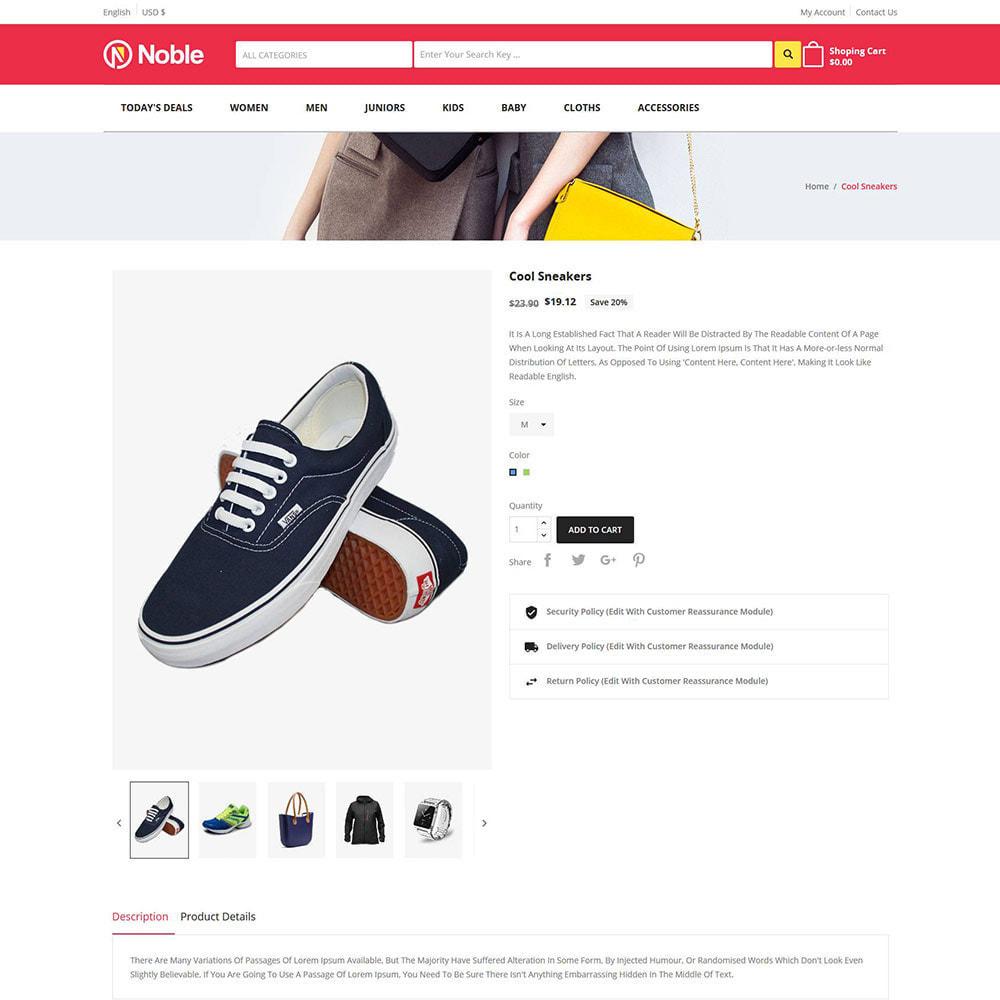 theme - Mode & Chaussures - Noble Apparels - Magasin de mode féminine - 6