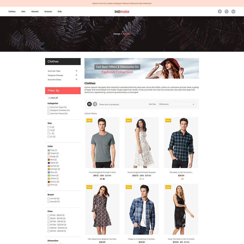 theme - Mode & Schoenen - Intieme stoffen tas - Fashion Accessories Store - 4