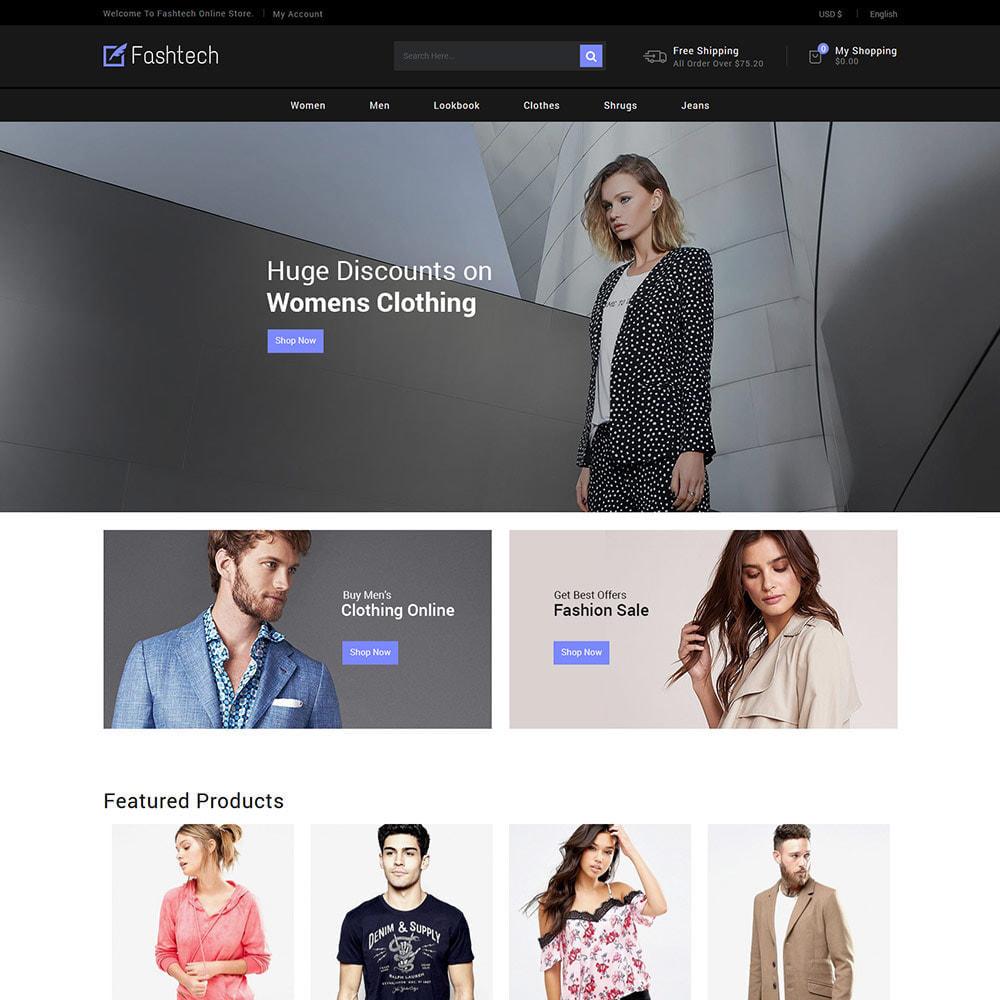 theme - Мода и обувь - Fashion Apparels - Магазин женской одежды - 3