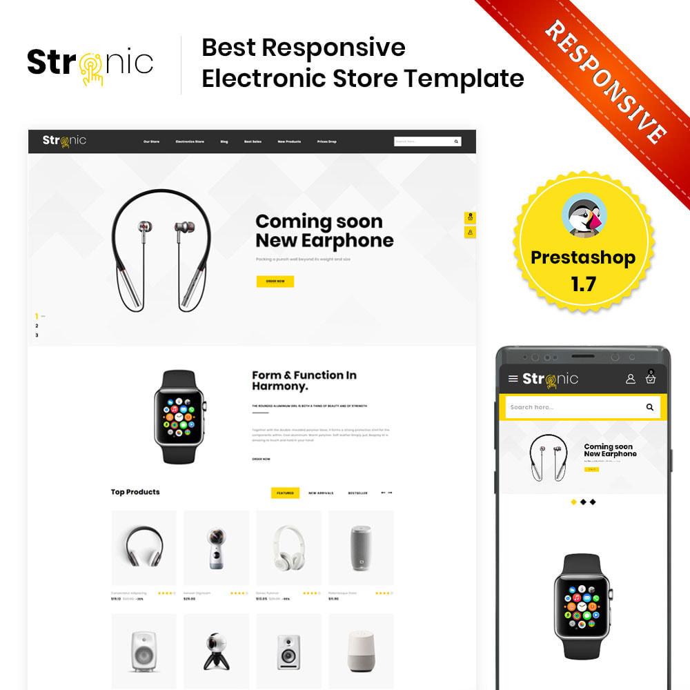 theme - Electrónica e High Tech - Stronic Tienda de electrónicos - 1