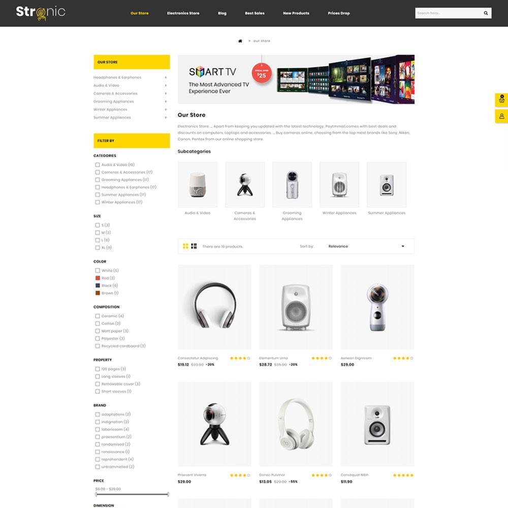theme - Elettronica & High Tech - Stronic Electronics Store - 3