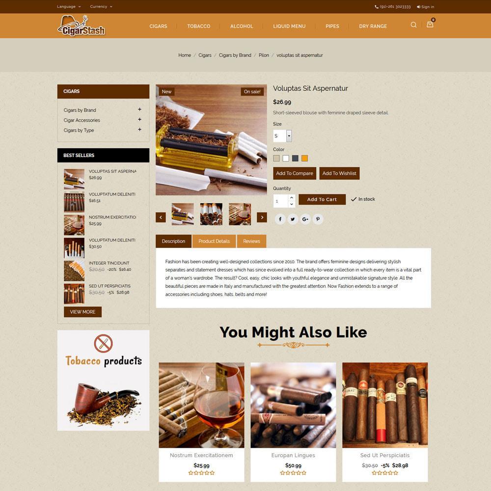 theme - Boissons & Tabac - CigarStash Store - 6
