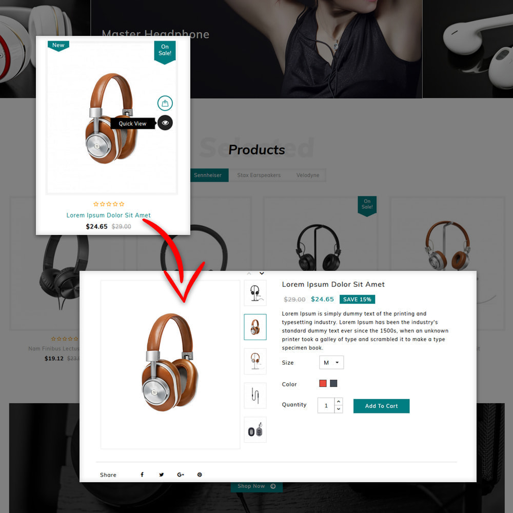 theme - Gifts, Flowers & Celebrations - Headfi - Headphone Store - 9